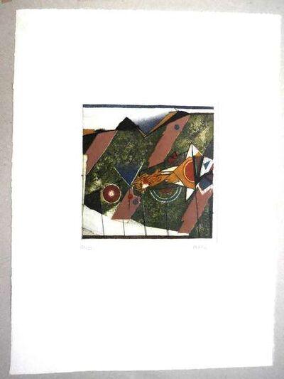 Tuvia Beeri, 'Untitled Abstract', 20th Century