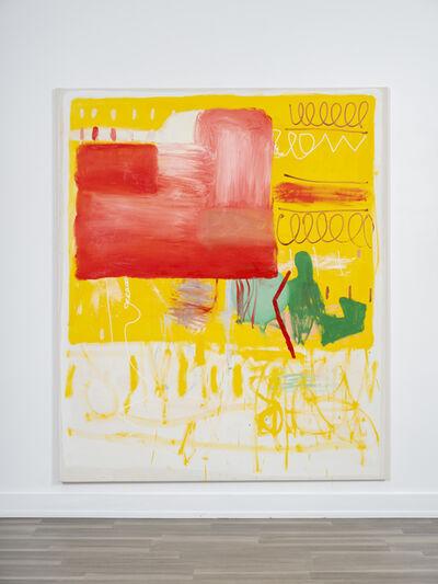 Sebastian Helling, 'Yellow, red, green', 2015