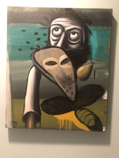 Matías Sánchez, 'Piedad', 2005