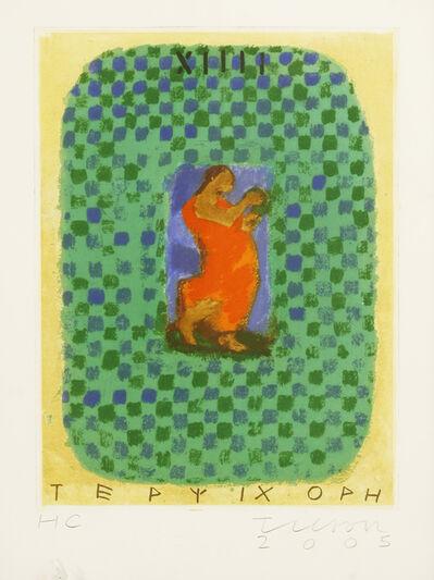 Joe Tilson, 'Le Nove Muse, Tersicore', 2005