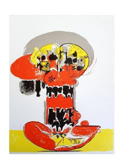 Graham Sutherland, 'Original Lithograph by Graham Sutherland', 1972