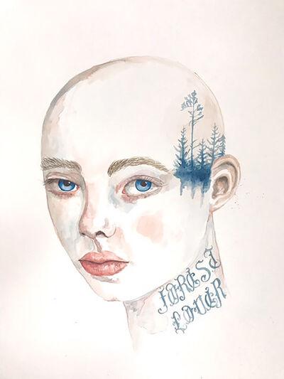 Anne Siems, 'Forest Love', 2020