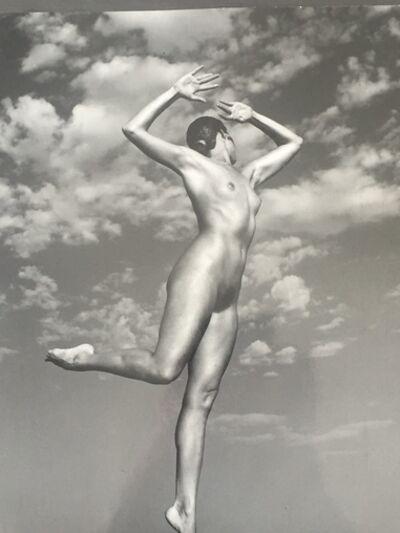 André de Dienes, 'Nu aux nuages', 1960