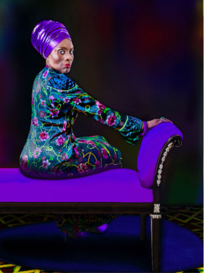 Iké Udé, 'Taiwo Ajai- Lycett', 2014-2016