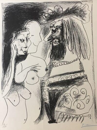 Pablo Picasso, 'Le Vieux Roi', 1959