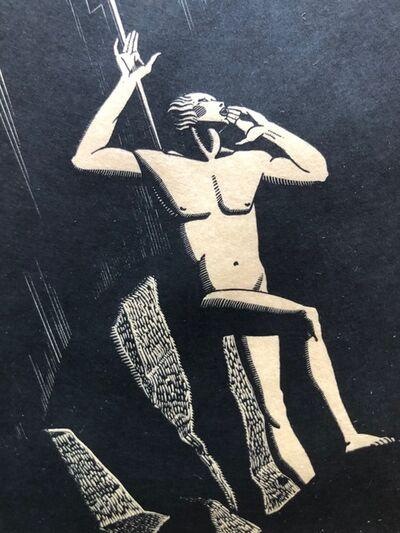 Rockwell Kent, 'Prometheus', 1931