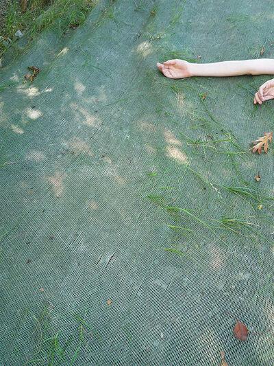 Laurie Litowitz, 'S.T. de la serie Piernas y brazos I', 2017
