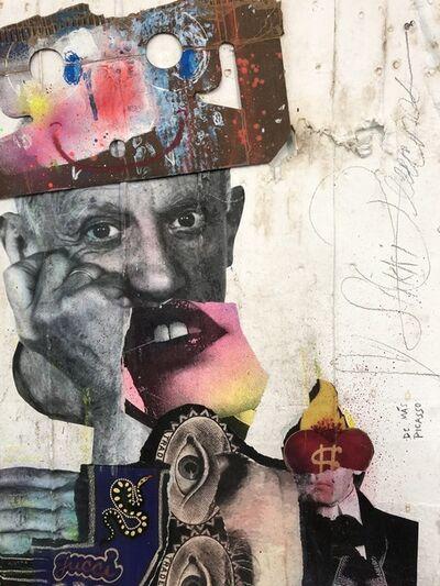 Stikki Peaches, 'De Mas Picasso', 2019