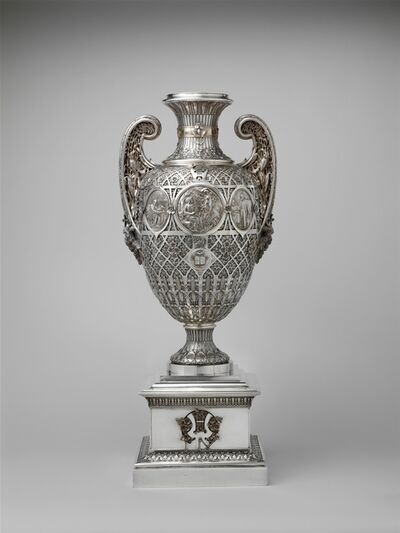 James Horton Whitehouse, 'The Bryant Vase', 1875–1876
