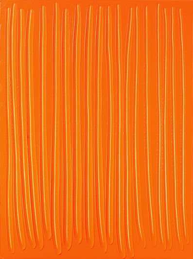 Peter Krauskopf, 'ORANGE Z, B 040919', 2019