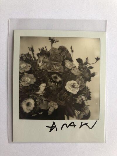 Araki, 'Set of 2 Polaroids (Buddha & Bouquet)', 1995