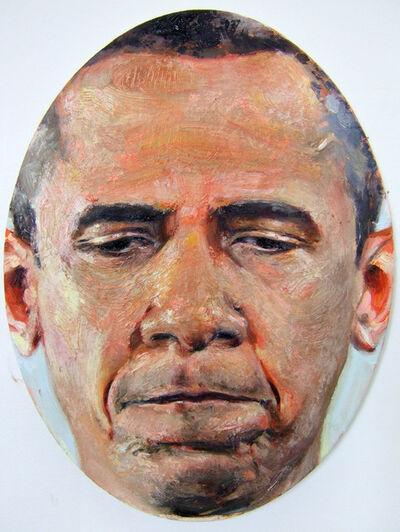 Robin F. Williams, 'Sad Obama', 2012