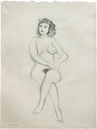 R. B. Kitaj, 'Lauren', 1983