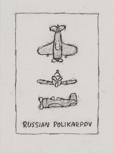 William Anthony, 'Russian Polikarpov', 1999
