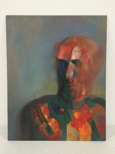 Ibrahim El-Salahi, 'Untitled', 2002