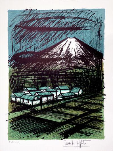 Bernard Buffet, 'Fuji Yama', 1980