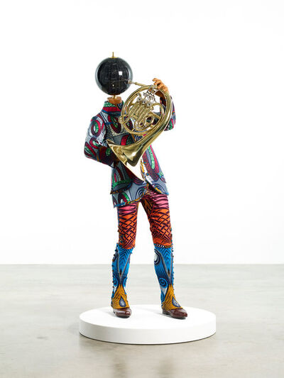 Yinka Shonibare CBE, 'Planets in my Head, Music (French Horn)', 2019