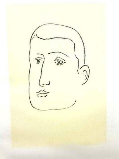 Henri Matisse, 'Original Lithograph - Henri Matisse - Apollinaire', 1952