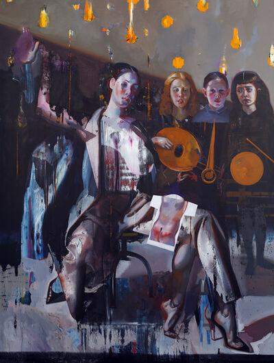 Rayk Goetze, 'Wucht', 2019