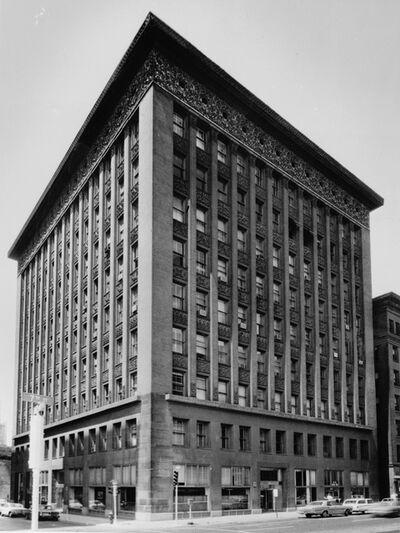 Louis Sullivan, 'Wainwright Building', 1890-1891