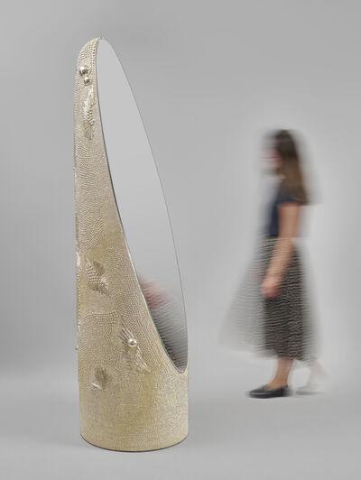 Pia Maria Raeder, ''Stardust' Standing Mirror', 2020