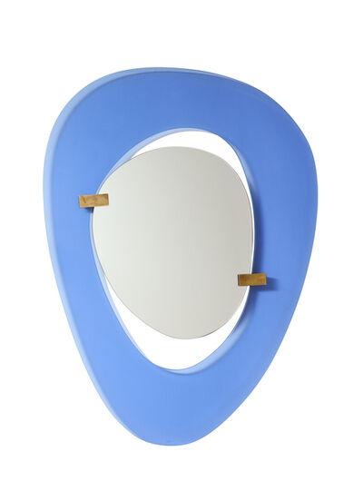 Max Ingrand, 'Rare Asymmetrical Mirror', ca. 1958