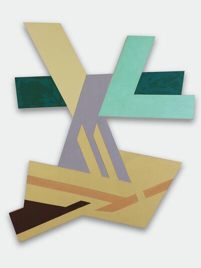 Frank Stella, 'Lanckorona II', 1971