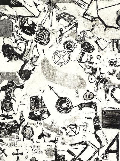 Richard Diebenkorn, 'Flotsam', 1991