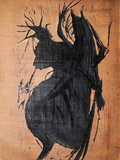 Jim Steg, 'The Horseman', 1961