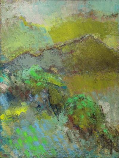 CHIN Jun-Tso 金潤作, 'The Golden Guanyin Mountain', 1960