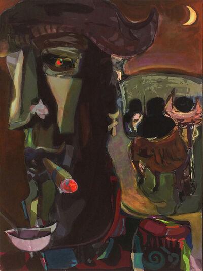 Edmund Ian Grant, 'El Matador', 2014