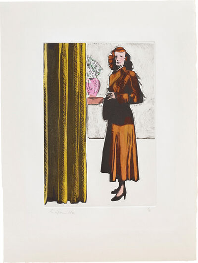 Richard Hamilton, 'Patricia Knight I (coloured)', 1982