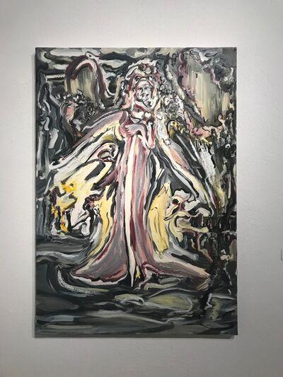 Lola Montes Schnabel, 'Madonna di Cattività', 2019