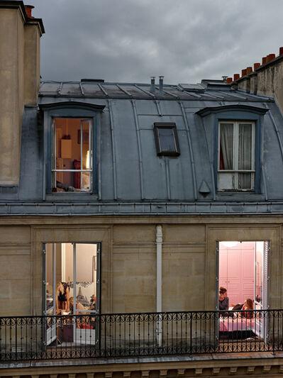 Gail Albert Halaban, 'Quai Anatole, Paris, 7E, 26 Septembre', 2013