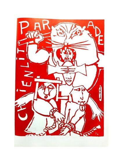 "UNKNOW, 'Mai 68 Original French Poster ""Parade""', 1968"