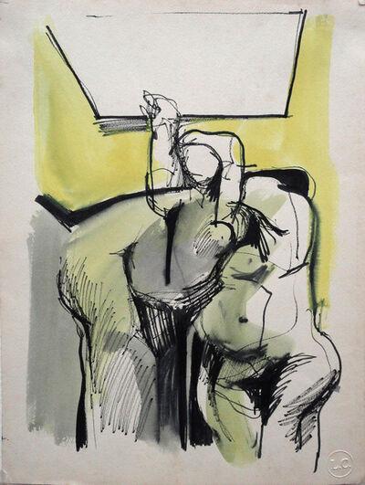 Luis Caballero, 'Sin título', ca. 1960