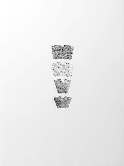 Xiao Yu 蕭昱, 'Restraint', 2015