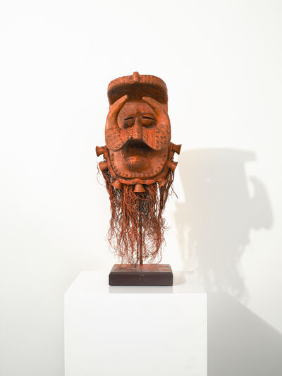 David Hammons, 'Orange is the New Black', 2015