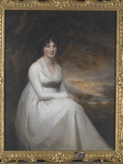Sir Henry Raeburn, 'Mrs. Macdowall', ca. 1800