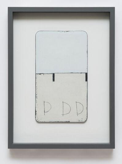 Paul Fry, 'Placing Stones (portrait)', 2019