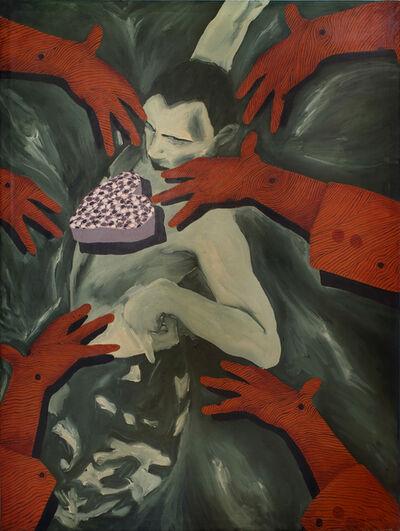 Humberto Castro, 'No Gli me Diastoles', 1987