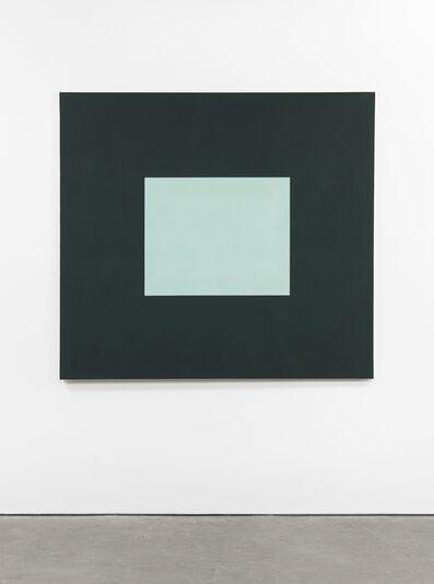Peter Joseph, 'Light Green with Dark Green', 1987