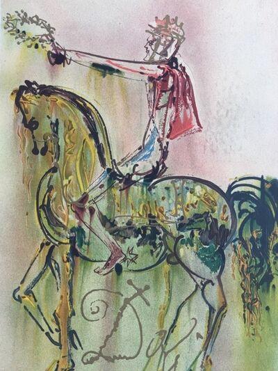 Salvador Dalí, 'Le Chevalier Romain', 1983