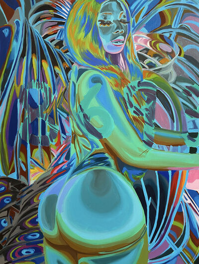 Caitlin Cherry, 'Stratum', 2020