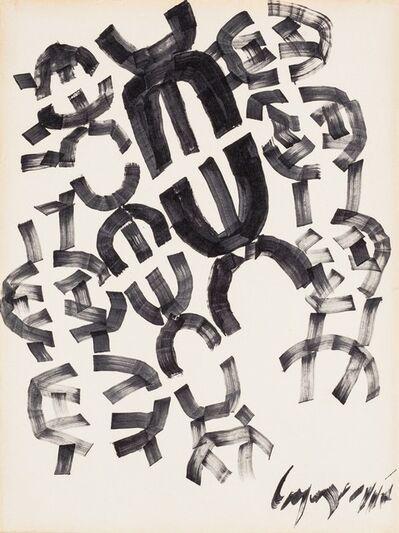 Giuseppe Capogrossi, 'Superficie', 1952
