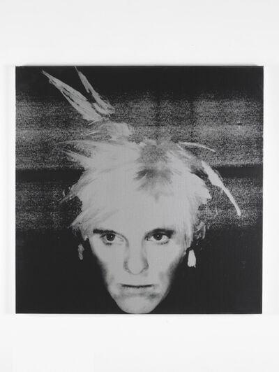 Gavin Turk, 'Fright Wig Aluminium', 2014