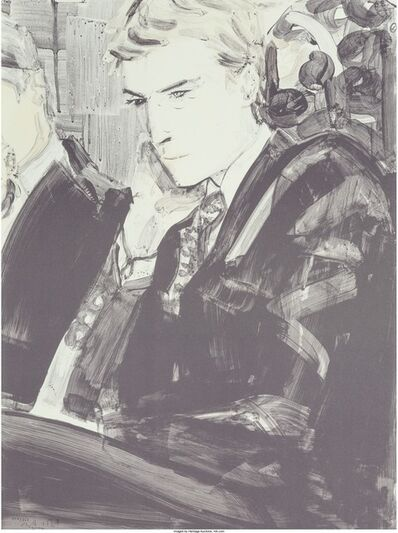 Elizabeth Peyton, 'William', 2000