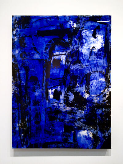 Jorge Enrique, 'Empire (Blue)', 2016