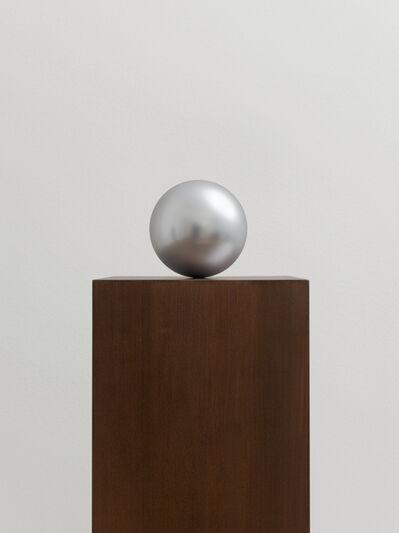 Katharina Fritsch, 'Silberne Kugel', 1999