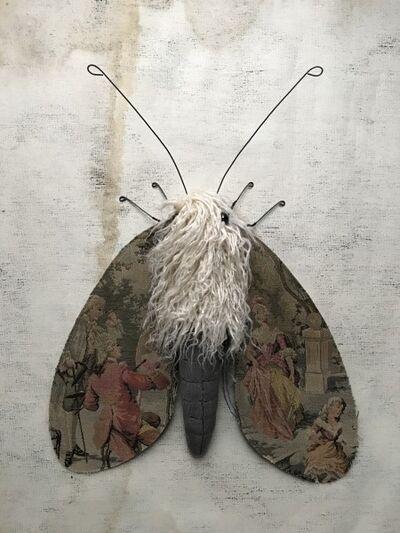 Larysa Bernhardt, 'Moth Fairy II', 2020